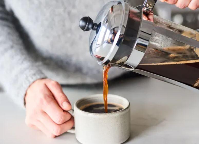 Arabica- en Robusta-koffiebonen