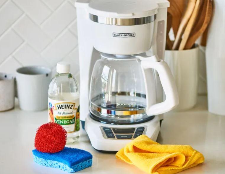 koffiezetapparaat schoon maken